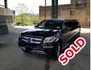 2013, Mercedes-Benz, SUV Stretch Limo, Quality Coachworks