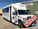 Used 2011 Ford Mini Bus Limo Ford - Dallas, Texas - $24,900