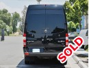 Used 2015 Mercedes-Benz Van Shuttle / Tour Battisti Customs - Fontana, California - $49,995