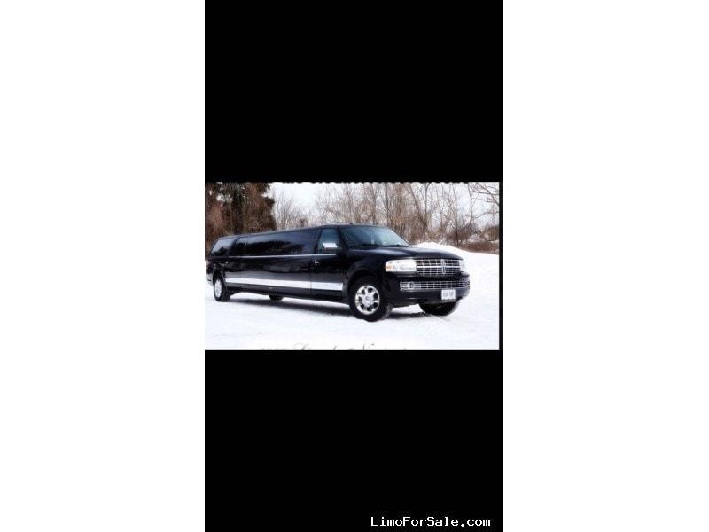 Used 2009 Lincoln SUV Stretch Limo  - Toronto, Ontario - $18,900