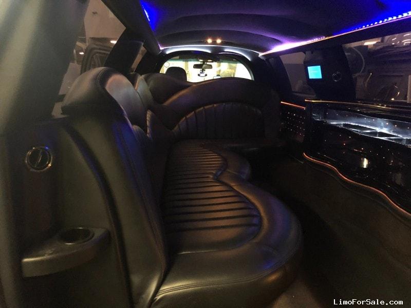Used 2010 Lincoln Sedan Stretch Limo Executive Coach Builders - Toronto, Ontario - $14,900