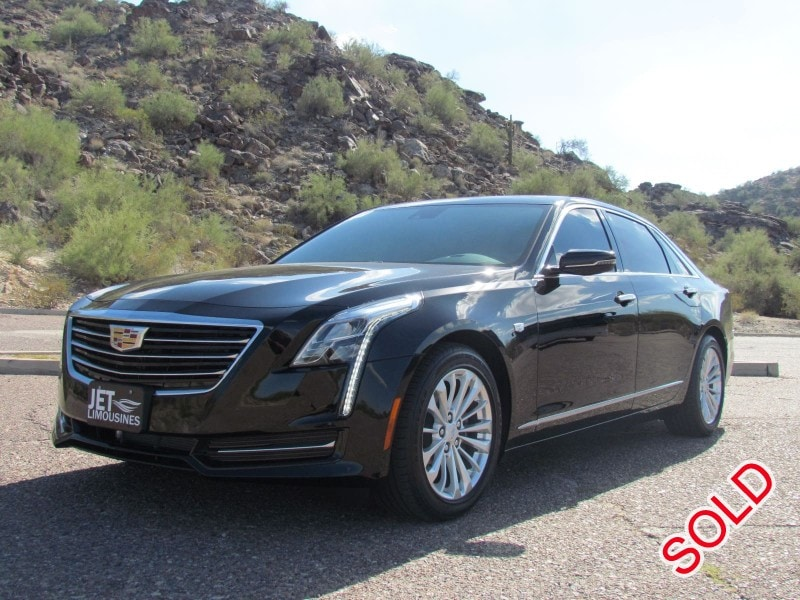Used 2017 Cadillac Sedan Limo  - Phoenix, Arizona  - $19,000
