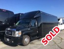 2014, Ford, Mini Bus Shuttle / Tour, Executive Coach Builders