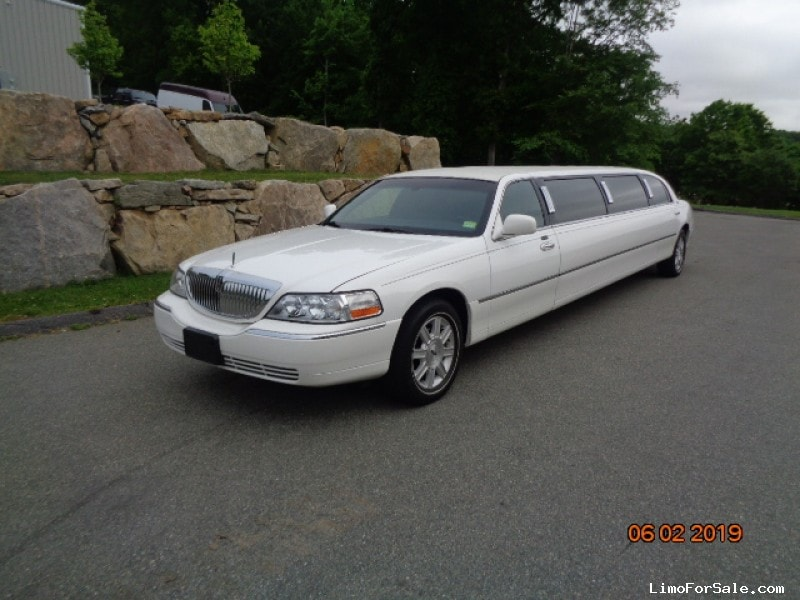 New 2007 Lincoln Sedan Stretch Limo DaBryan - WATERFORD, Connecticut - $15,995