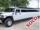2008, Hummer, SUV Stretch Limo, Limos by Moonlight