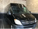 2012, Mercedes-Benz Sprinter, Van Limo, Tiffany Coachworks