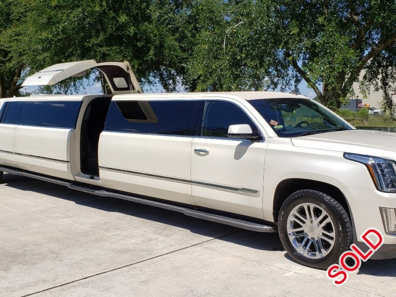 Used 2015 Cadillac SUV Stretch Limo Limos by Moonlight - Cypress, Texas - $79,000