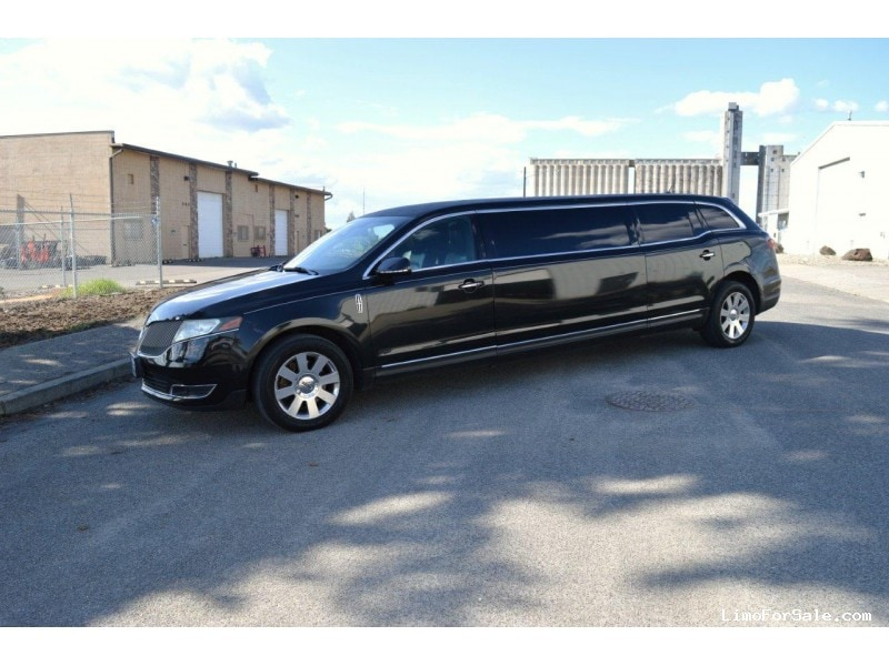Used 2013 Lincoln Sedan Stretch Limo Executive Coach Builders - spokane - $15,500