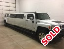 2008, Hummer, SUV Stretch Limo, Springfield