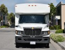 Used 2013 International Mini Bus Shuttle / Tour Starcraft Bus - Fontana, California - $29,995