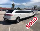 Used 2016 Lincoln MKT Sedan Stretch Limo Royal Coach Builders - Davie, Florida - $27,500