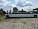 2008, GMC, SUV Stretch Limo, Pinnacle Limousine Manufacturing