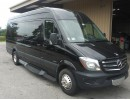 2015, Mercedes-Benz Sprinter, Van Limo, Battisti Customs