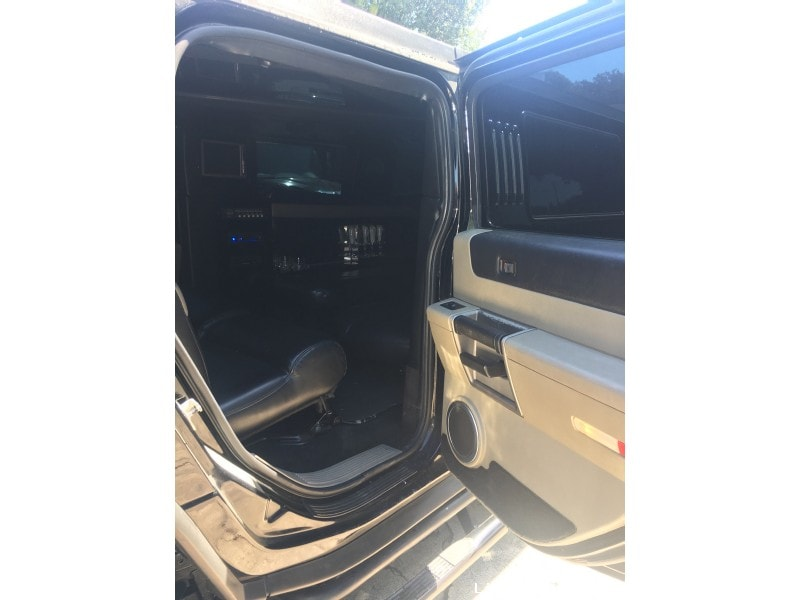 Used 2003 Hummer SUV Stretch Limo Ultra - West Covina, California - $21,000