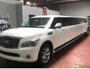 2011, Infiniti, SUV Stretch Limo, Pinnacle Limousine Manufacturing