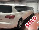 New 2011 Infiniti SUV Stretch Limo Pinnacle Limousine Manufacturing - Sarasota, Florida - $39,900