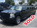 Used 2005 Ford Excursion SUV Stretch Limo Executive Coach Builders - Sarasota, Florida - $15,500