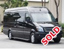 2014, Mercedes-Benz, Van Limo, First Class Customs