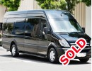 2013, Mercedes-Benz, Van Limo, Tiffany Coachworks