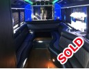 2010, GMC, Mini Bus Limo, LGE Coachworks