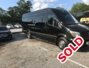 Used 2014 Mercedes-Benz Sprinter Van Shuttle / Tour Midwest Automotive Designs - East Point, Georgia - $42,900