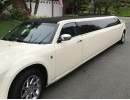 2005, Chrysler, Sedan Stretch Limo, Lime Lite Coach Works