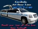 2008, Cadillac, SUV Stretch Limo, Krystal