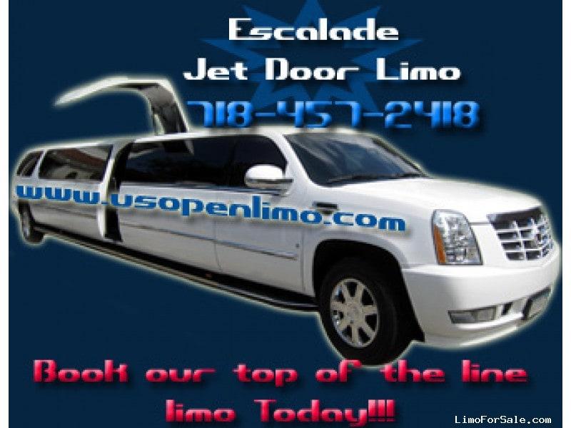 Used 2008 Cadillac SUV Stretch Limo Krystal - East Elmhurst, New York    - $27,300
