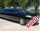 2014, Lincoln, Sedan Stretch Limo, Limos by Moonlight
