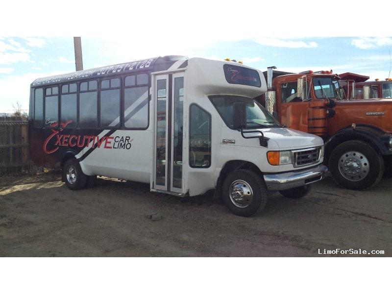 Used 2006 Ford Mini Bus Shuttle / Tour ElDorado - MIlls, Wyoming - $6,000