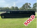 2008, Hummer H2, SUV Stretch Limo