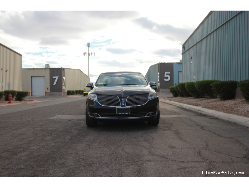 Used 2013 Lincoln MKT SUV Stretch Limo Executive Coach Builders - Las Vegas, Nevada - $21,999