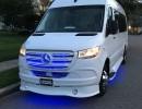 New 2019 Mercedes-Benz Sprinter Van Limo Midwest Automotive Designs - Oaklyn, New Jersey    - $119,550