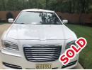 2014, Chrysler 300, Sedan Limo, Executive Coach Builders