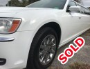 Used 2014 Chrysler 300 Sedan Limo Executive Coach Builders - Egg Harbor Township, New Jersey    - $23,500