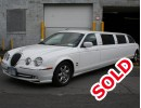 2000, Jaguar S-Type, Sedan Stretch Limo, Royale