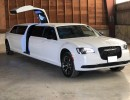 2018, Chrysler 300, Sedan Stretch Limo, Pinnacle Limousine Manufacturing