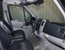Used 2014 Mercedes-Benz Sprinter Van Shuttle / Tour Meridian Specialty Vehicles - Fontana, California - $36,995