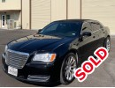 2014, Chrysler 300-L, Sedan Limo, Westwind