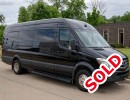 2015, Mercedes-Benz Sprinter, Van Shuttle / Tour, Royale