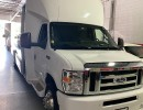 2018, Ford E-450, Motorcoach Limo, Tiffany Coachworks