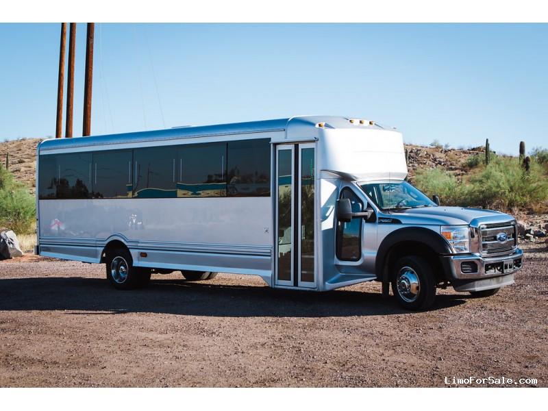 Used 2016 Ford F-550 Mini Bus Limo LGE Coachworks - Scottsdale, Arizona  - $71,900