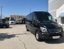 2015, Mercedes-Benz Sprinter, Van Shuttle / Tour, Pinnacle Limousine Manufacturing
