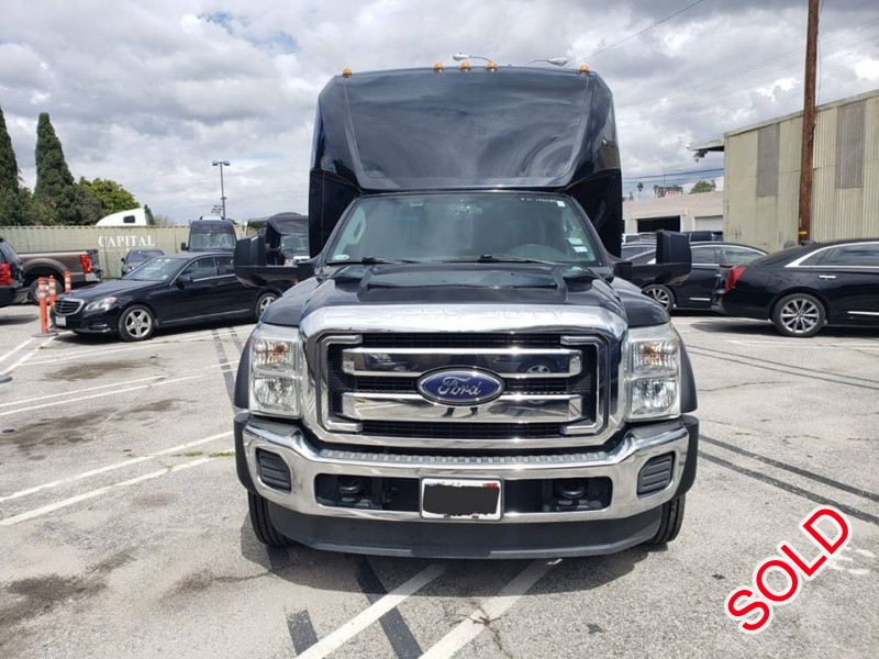 Used 2018 Ford F-550 Mini Bus Shuttle / Tour Grech Motors - Anaheim, California - $69,900