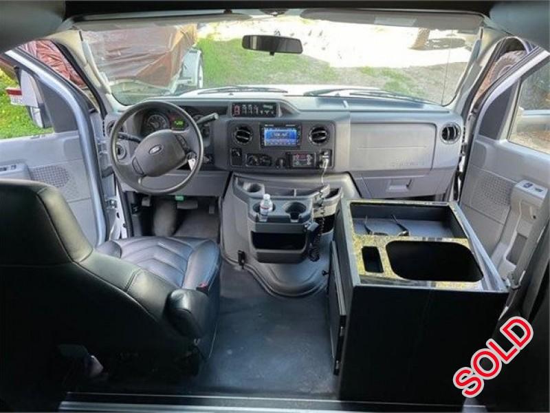 Used 2019 Ford E-450 Mini Bus Shuttle / Tour Grech Motors - Anaheim, California - $71,900