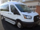 2020, Ford Transit, Van Shuttle / Tour, Ford