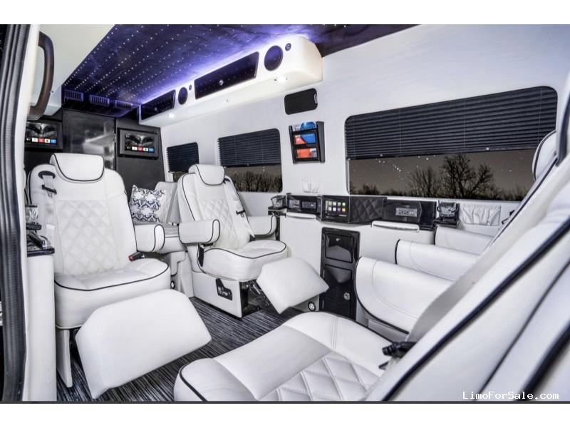 Used 2019 Mercedes-Benz Sprinter Van Limo LCW - las vegas, Nevada - $130,000