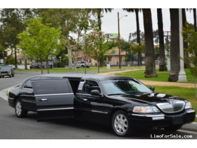 Used 2007 Lincoln Town Car Sedan Stretch Limo Krystal Los Angeles California 27 995 For