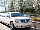 2008, Cadillac Escalade EXT, SUV Stretch Limo, Coastal Coachworks