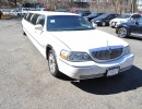 2004, Lincoln Town Car, Sedan Stretch Limo